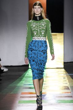 Peter Pilotto, Look #23