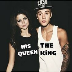 Even they don't say nothing Selena is Justin's queen and Justin is Selena's king.♥️