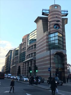 The 1 Poultry Building, London, UK