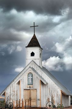 Country church...'