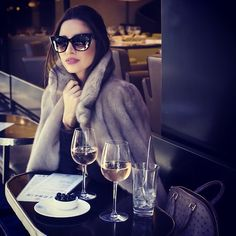 taste of champagne