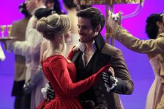 Killian and Emma :)