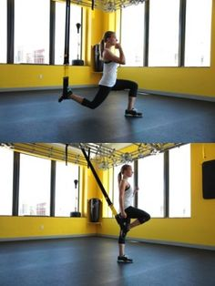 5 TRX Moves To Strengthen Running Form