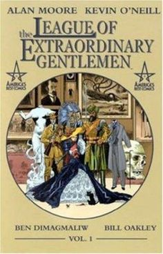 In 1898, as the glory days of the British Empire were waning, an incredible band of adventures was brought together to save England in its hour of greatest need. Writer Alan Moore has assembled legendary heroes Allan Quatermain, Captain Nemo, Mina Harker, the Invisible Man, and other figures from classic Victorian literature for this dazzling tale.
