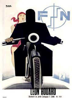 1930 C NIZZOLI  FABRIQUE NATIONALE BELGE