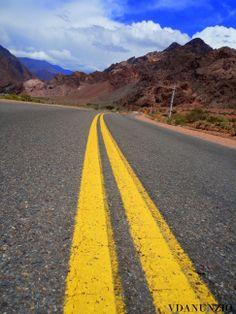 On the road | San Juan, Argentina