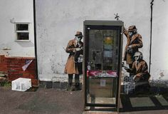 banksy - Eddie Keogh/Reuters