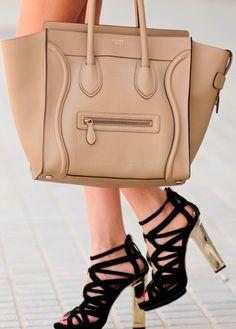 Handbag, Céline, Ankle Boots, Zara