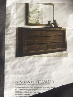 Restoration Hardware Catalog, Wood Stumps, Stump Table, Oak Dresser, Petrified Wood, Bed Sizes, Floating Nightstand, Small Spaces, It Is Finished