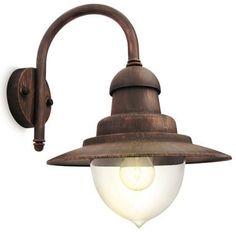 Philips wandlamp 'Raindrop' 60 W brons | Brico