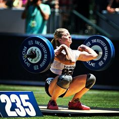 Lindsey Valenzuela getting it done on the Clean & Jerk ladder at the 2013 CrossFit Games! @CrossFit @Lindsey Burnette @THE WOD LIFE #crossfit #crossfitgames #reebokcrossfitgames #reebokcrossfit #reebok #cleanandjerk #olympiclifting #olylifting #liftlikelindsey #dogtowncrossfit #rehbands #boss #lifting #wod #thewodlife
