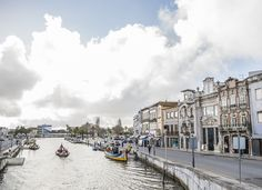 Aveiro, The Venice of Central Portugal | via Sivan Askayo Photography 04.03.2014 | Spend at least a day or two (I wish I had more time to explore) and enjoy a quiet city, which combines the old and the new, the crumbling buildings in the old town vs.the modern and advanced University of Aveiro, the colorful tiles decorating the buildings and the over – the  -top sweet Ovos Moles and other egg based desserts.