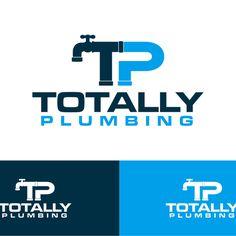 Totally Plumbing - Create a logo for 'Totally Plumbing'