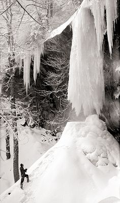 Smoky Mountains History: Winter In The Smokies, photo courtesy of William Britten Photography-williambritten.com-Amazing pic.....