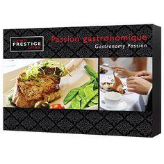 Coffrets Prestige : Passion gastronomique | Idée Cadeau Québec http://www.ideecadeauquebec.com/coffret-passion-gastronomique/