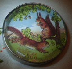 dexterity puzzle - squirrel