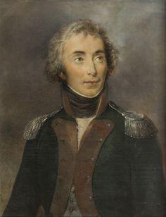 Georges Rouget - Emmanuel de Grouchy, colonel du 2e dragon en 1792 (1766-1847) / Château de Versailles; Corps central, Grands Appartements salle de 1792