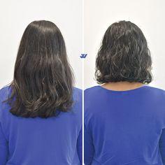 Curly Bob Haircut by Jesse Wyatt