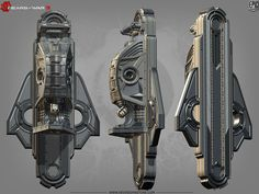 Gears of War 3 - Environment Art - Page 4 - Polycount Forum
