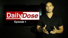 Daily Dose Ep 1 - Paige VanZant, Conor McGregor, Alistair Overeem