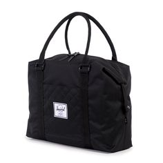 Herschel Supply Co.: Strand Duffle Bag Quilted Collection - Black
