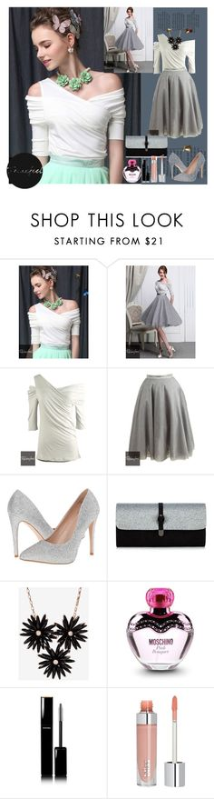"""""""Relaxfeel # 10"""" by zijadaahmetovic ❤ liked on Polyvore featuring Relaxfeel, Lauren Lorraine, Ted Baker, Moschino and Chanel"""