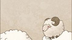 i'm so tired, sheep are counting me