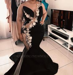 Looking for Sleeveless Jewel Sheer Appliques Sexy Mermaid Prom Dresses Plus Size Prom Dresses, Black Prom Dresses, Mermaid Prom Dresses, Homecoming Dresses, Plus Size Gowns Formal, Wedding Dresses, Evening Gowns Online, Plus Size Evening Gown, Lace Evening Dresses
