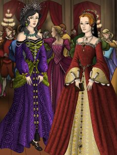 A Brief Diversion: Playing with the Renaissance, Dwarf, and Hobbit costume designers from Azalea's Dolls. July 15, 2013