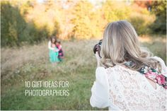 sometimes it can be a guessing game when it comes to finding that perfect gift for that photographer in your life.  but let me eliminate your stress of contemplating what to shop for.  i am going t...