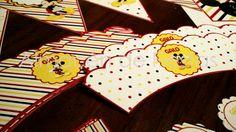 Wrappers para cupcakes #Mickey para Galo.