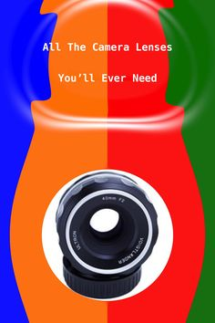 Check this article to read about all the types of camera lens youll ever need for any interchangeable lens camera Leica Camera, Nikon Dslr, Camera Lens, Film Camera, Canon Camera Tips, Camera Hacks, Canon Cameras, Canon Lens, Amigurumi