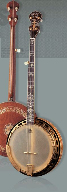 Rally Renaissance Banjo - don't know why its a renaissance but it looks a nice Banjo