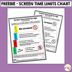Screen Time Limits H