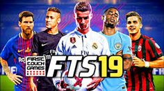 Fts 19 Mod Apk Data First Touch Soccer is one of the best soccer game out there and today I,m bring you unofficial version of Fts 19 Apk along with mod Apk and data file. As I mentioned earlier that this is not the official app by first touch Games, instead its developed by some of first touch games lovers, but when I checked the interface of the game, then i loved the game and decided to share Apk file of fts 19, so that you will also enjoy the game.