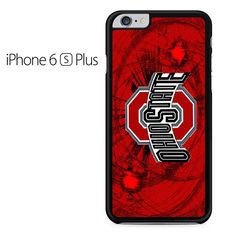 Ohio State Buckeyes Bowling Towel Iphone 6 Plus Iphone 6S Plus Case