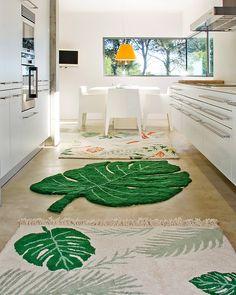 Risultati immagini per tappeto foglia