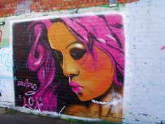 Pompey Street Art by Jainbow, via Flickr