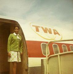 TWA Flight Attendant | eBay