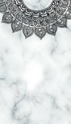 Marble background with cute design