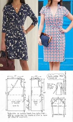 Wonderful Choose the Right Fabric for Your Sewing Project Ideas. Amazing Choose the Right Fabric for Your Sewing Project Ideas. Dress Sewing Patterns, Clothing Patterns, Sewing Clothes, Diy Clothes, Cute Dresses For Party, Make Your Own Clothes, Fashion Sewing, Moda Fashion, Dressmaking