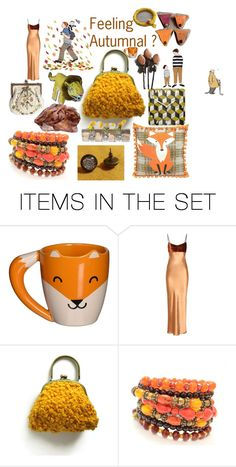 """""""Feeling Autumnal ?"""" by belinda-evans ❤ liked on Polyvore featuring art"""