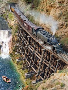 "Railroad Line Forums - The Gallery: Early June 2010 ""Bridges  Trestles"""