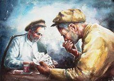 Playing cards - Atanur DOĞAN