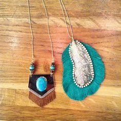 Pendant Necklaces by myfashionfruit.com