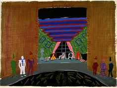 DAVID HOCKNEY: FRENCH TRIPLE BILL
