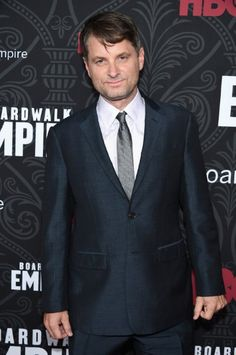 """Elias 'Eli' Thompson""....Actor Shea Whigham at event of Boardwalk Empire (2010)"