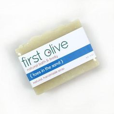 first olive Handmade Soaps by Moko and Company