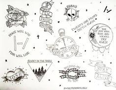 Image result for twenty one pilots tattoo