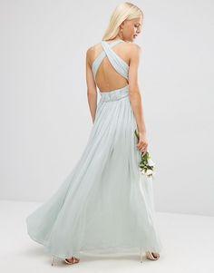 ASOS | ASOS WEDDING Hollywood Maxi Dress